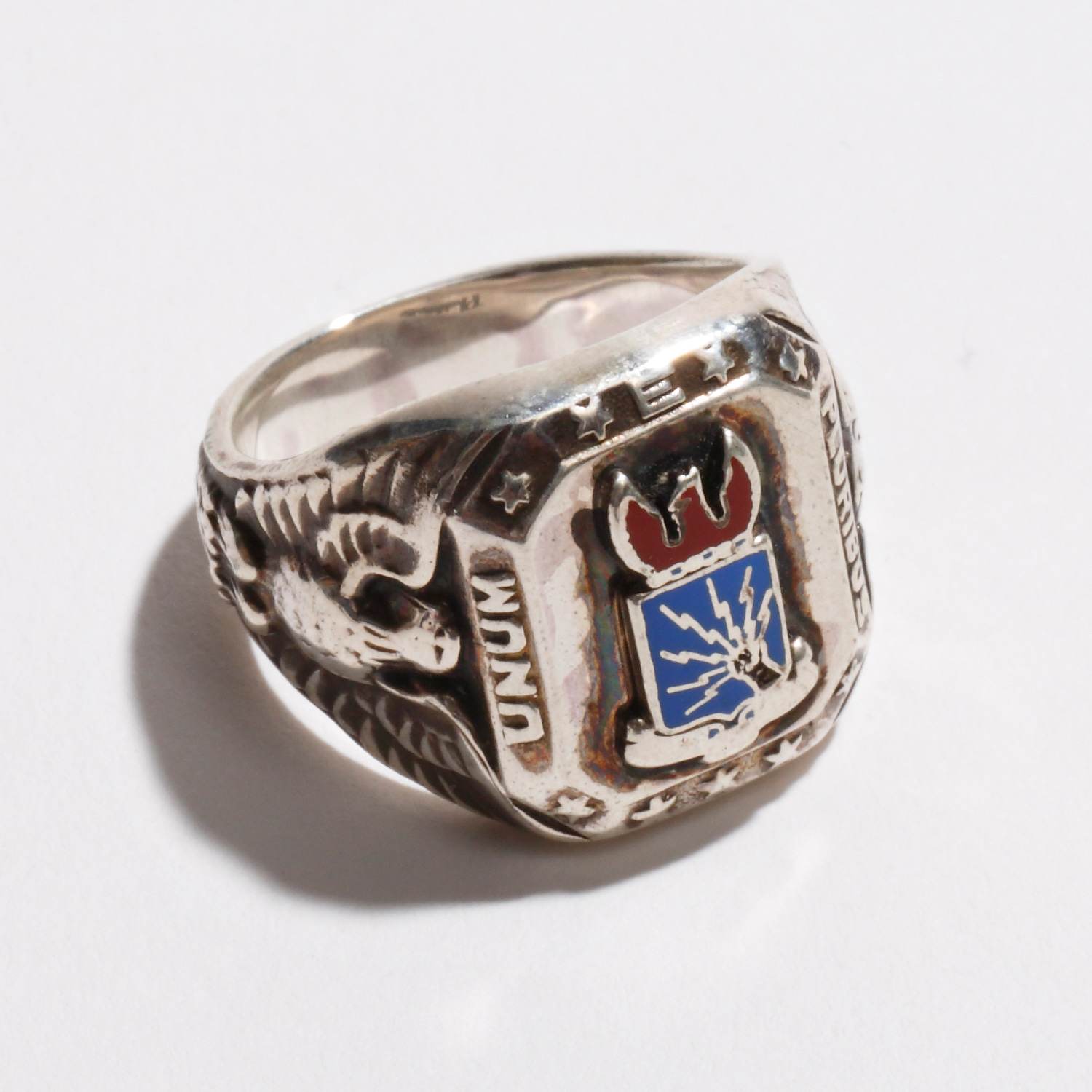 A.F.COMMAND RING