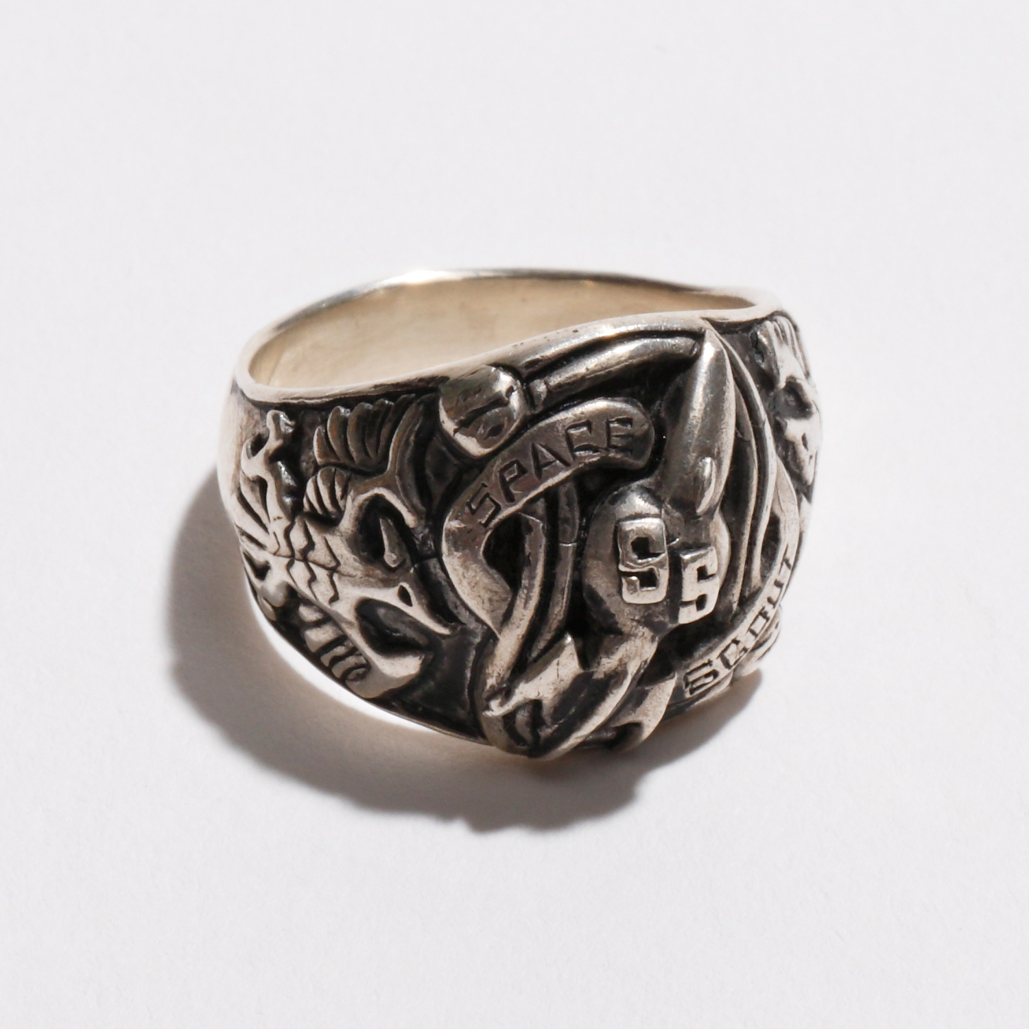 SPACE SCOUT RING