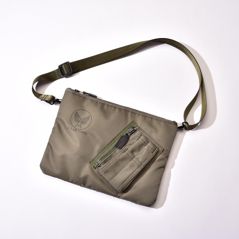 18W-ミリタリーサコッシュバッグ